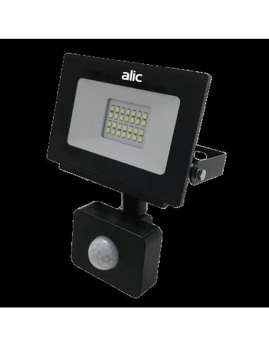 Proyector Led Con Sensor De Mov.20w Ld
