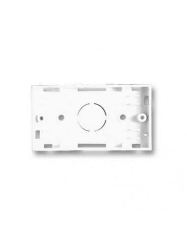 Base Jeluz Para 1 Modulo Blanco