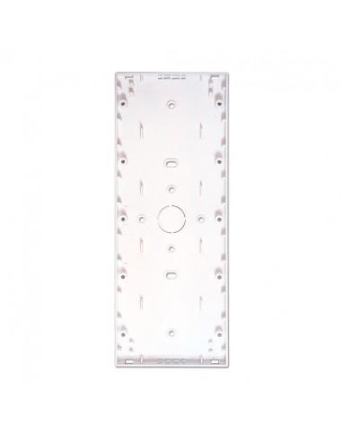 Base Jeluz Para 5 Modulos Blanco